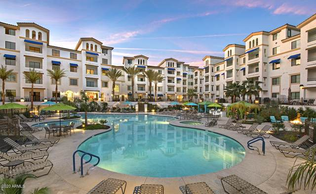 2511 W Queen Creek Road #400, Chandler, AZ 85248 (MLS #6169472) :: Maison DeBlanc Real Estate