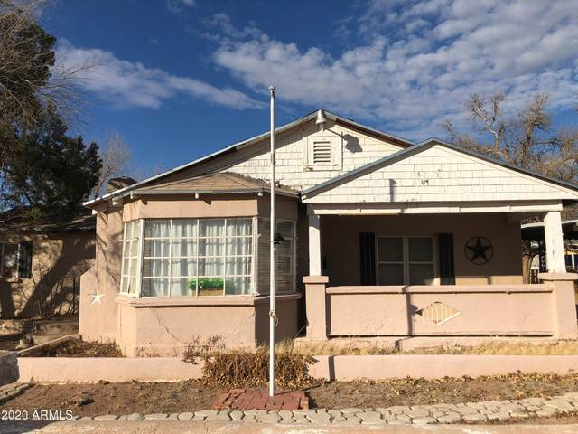 140 W Irvine Avenue, Pirtleville, AZ 85626 (MLS #6169535) :: Yost Realty Group at RE/MAX Casa Grande