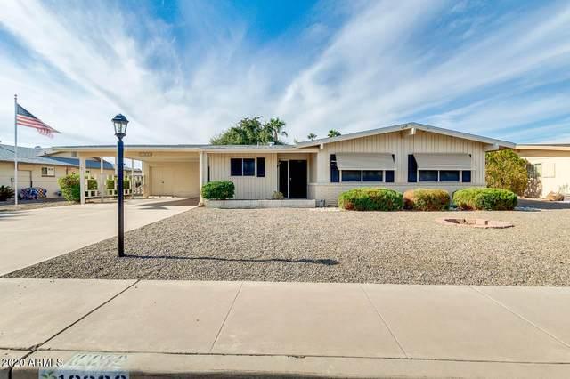 10032 N 103RD Avenue, Sun City, AZ 85351 (MLS #6169607) :: Yost Realty Group at RE/MAX Casa Grande