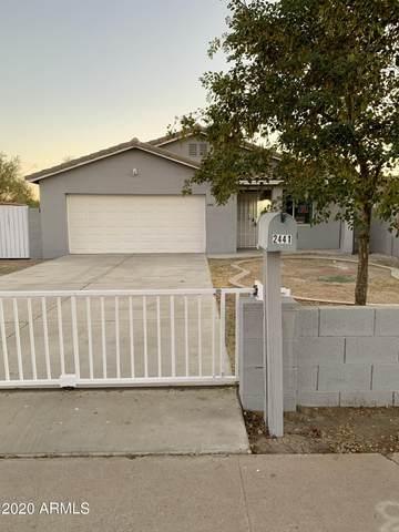 2441 W Yuma Street, Phoenix, AZ 85009 (MLS #6169747) :: Maison DeBlanc Real Estate