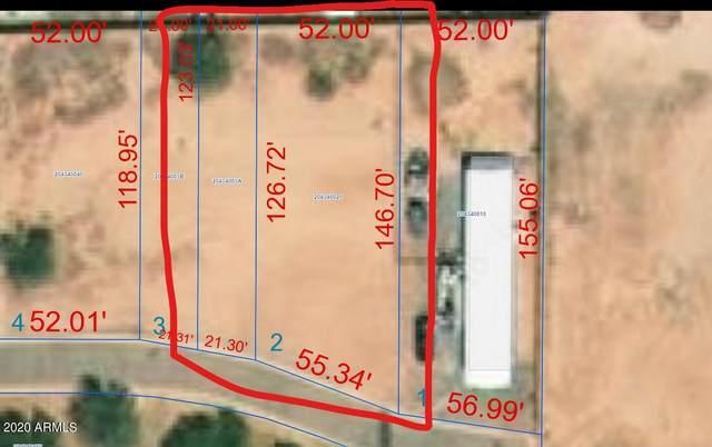 522 W Verde Lane, Coolidge, AZ 85128 (MLS #6169811) :: RE/MAX Desert Showcase
