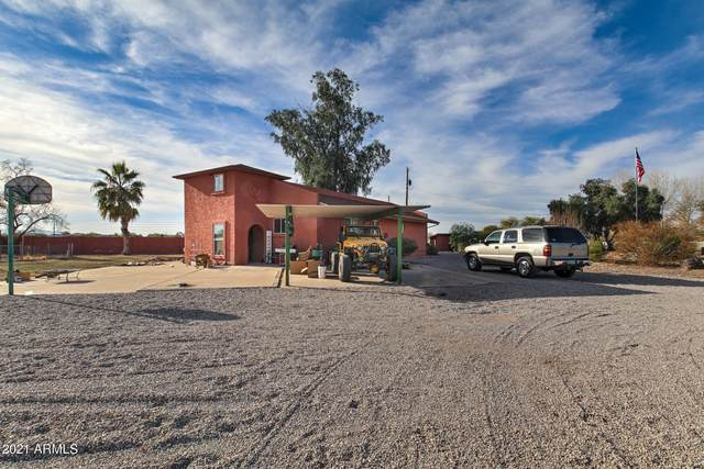 2031 E Joy Drive, San Tan Valley, AZ 85140 (MLS #6169856) :: Yost Realty Group at RE/MAX Casa Grande