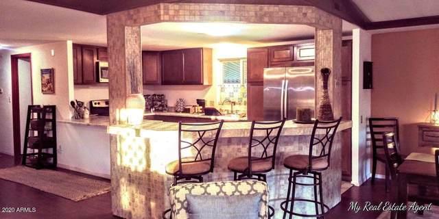 8780 E Mckellips Road #435, Scottsdale, AZ 85257 (MLS #6169871) :: Maison DeBlanc Real Estate