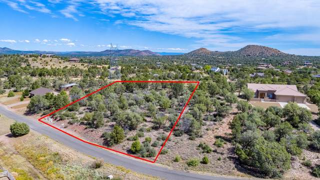 13675 N Warbonnett Lane, Prescott, AZ 86305 (MLS #6169942) :: The W Group