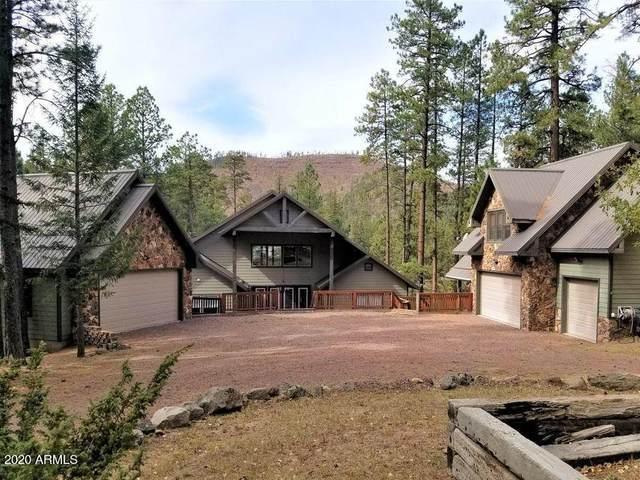 17 County Road 2220, Alpine, AZ 85920 (MLS #6169990) :: Yost Realty Group at RE/MAX Casa Grande
