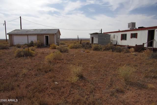 15 W Posen Rnch, Winslow, AZ 86047 (MLS #6170075) :: Long Realty West Valley