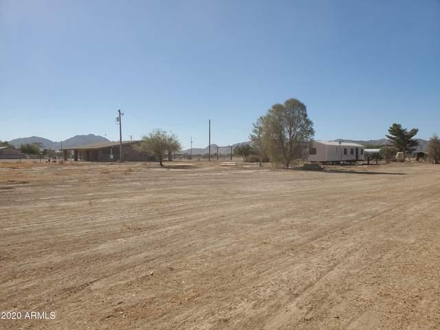 16291 N Brooks Road, Maricopa, AZ 85139 (MLS #6170076) :: Long Realty West Valley
