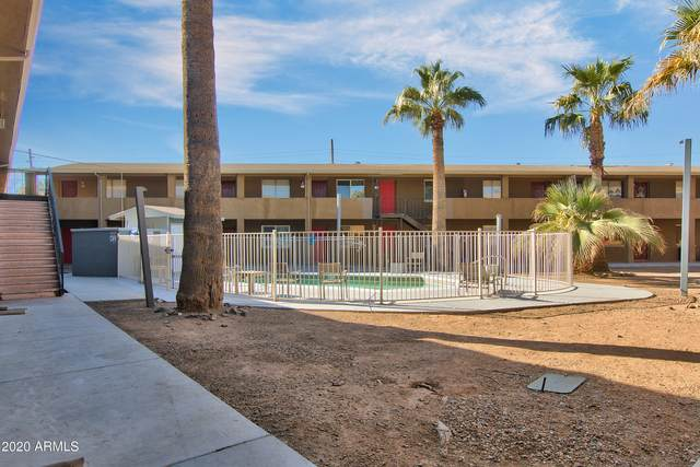 4401 N 12th Street 108,107, Phoenix, AZ 85014 (MLS #6170110) :: Executive Realty Advisors