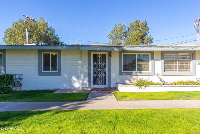 10624 W Oakmont Drive, Sun City, AZ 85351 (#6170160) :: The Josh Berkley Team