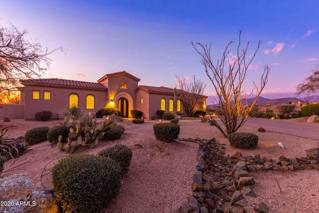9674 E Vantage Point Road, Scottsdale, AZ 85262 (MLS #6170167) :: Long Realty West Valley