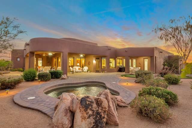 7610 E Milton Drive, Scottsdale, AZ 85266 (MLS #6170168) :: The Riddle Group