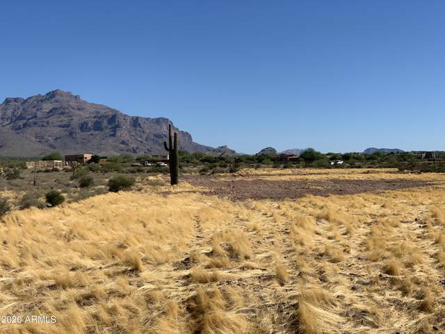 0 S Barkley Road, Apache Junction, AZ 85119 (MLS #6170262) :: The Copa Team | The Maricopa Real Estate Company