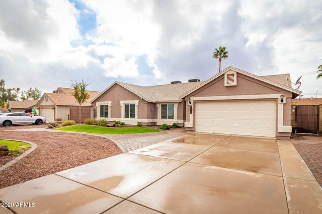 1324 N Sterling, Mesa, AZ 85207 (MLS #6170285) :: The Riddle Group