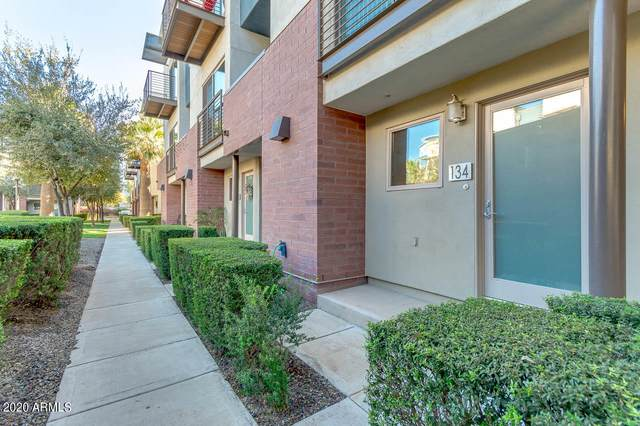 525 W Lakeside Drive #134, Tempe, AZ 85281 (MLS #6170298) :: The Riddle Group