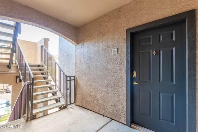 5345 E Van Buren Street #261, Phoenix, AZ 85008 (MLS #6170359) :: Maison DeBlanc Real Estate