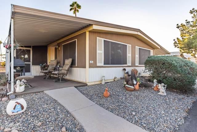 6847 W Villa Street #115, Phoenix, AZ 85043 (MLS #6170448) :: Maison DeBlanc Real Estate