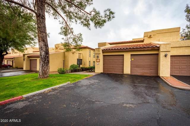 8330 N 21ST Drive J201, Phoenix, AZ 85021 (MLS #6170525) :: Maison DeBlanc Real Estate