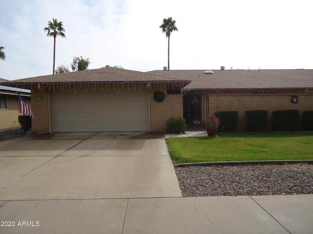 12631 W Seneca Drive, Sun City West, AZ 85375 (MLS #6170585) :: The Helping Hands Team