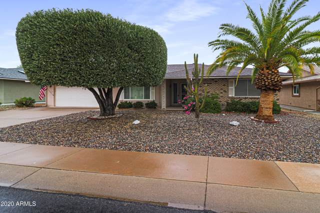 13446 W Shadow Hills Drive, Sun City West, AZ 85375 (MLS #6170596) :: Executive Realty Advisors