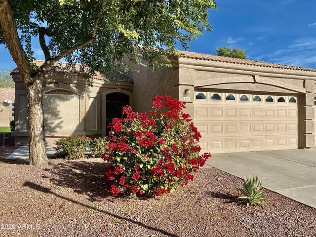 2101 S Yellow Wood #69, Mesa, AZ 85209 (MLS #6170639) :: Conway Real Estate
