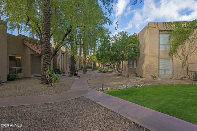 4540 N 44th Street #54, Phoenix, AZ 85018 (MLS #6170683) :: Conway Real Estate