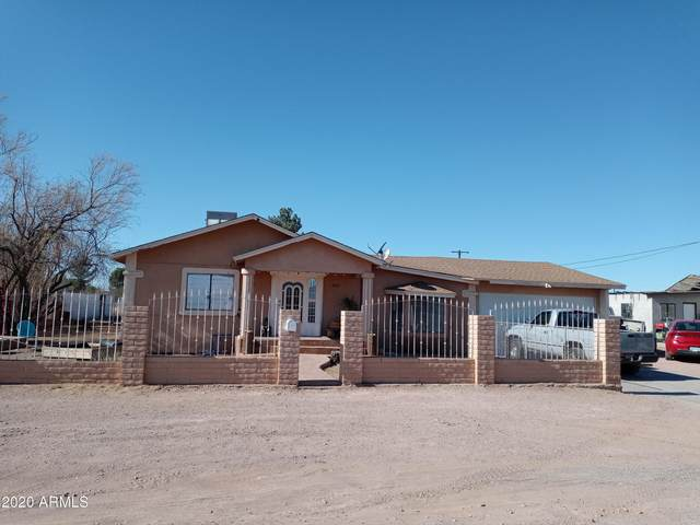 2470 N Copper Avenue, Douglas, AZ 85607 (MLS #6170690) :: The Everest Team at eXp Realty
