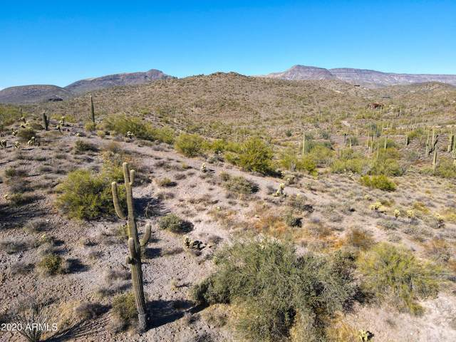 42400 N Sierra Vista Drive, Cave Creek, AZ 85331 (MLS #6170975) :: The Riddle Group