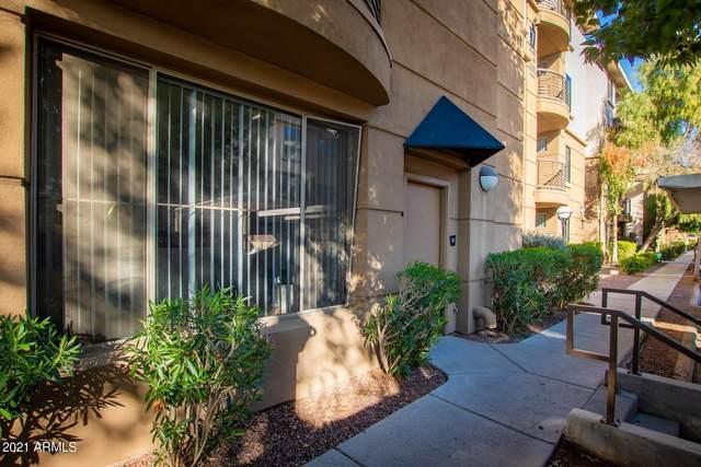 1701 E Colter Street #187, Phoenix, AZ 85016 (MLS #6170999) :: The Daniel Montez Real Estate Group