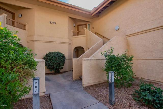 9755 N 94TH Place #208, Scottsdale, AZ 85258 (MLS #6171065) :: Yost Realty Group at RE/MAX Casa Grande