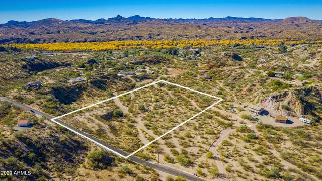 0 N 295th Avenue, Wickenburg, AZ 85390 (MLS #6171141) :: Yost Realty Group at RE/MAX Casa Grande