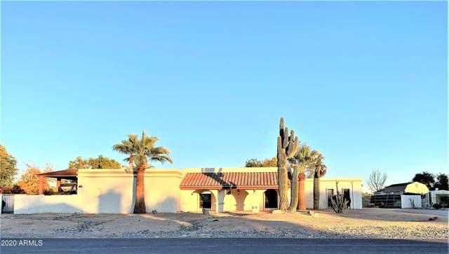 2201 S 166TH Avenue, Goodyear, AZ 85338 (MLS #6171233) :: Kepple Real Estate Group