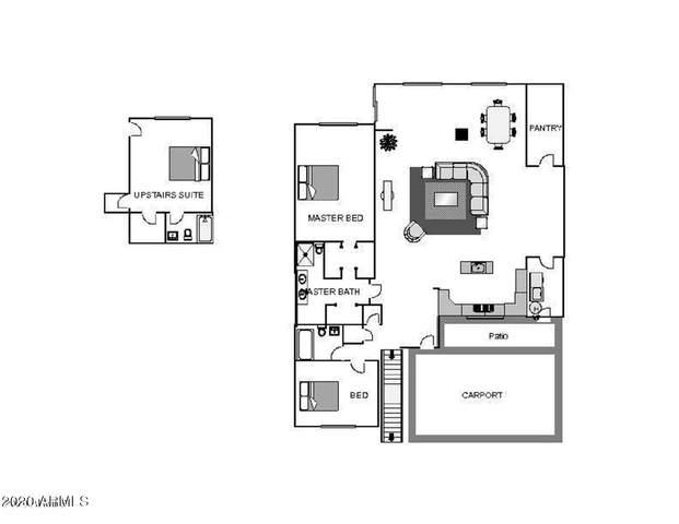 7813 E Mariposa Drive, Scottsdale, AZ 85251 (MLS #6171261) :: My Home Group