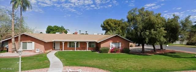 1192 E Commonwealth Place, Chandler, AZ 85225 (MLS #6171280) :: The Laughton Team