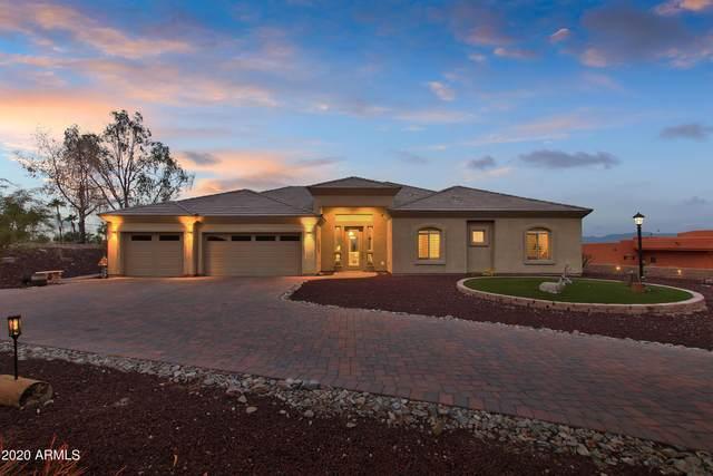 11638 N Sparrow Lane, Fountain Hills, AZ 85268 (MLS #6171292) :: Homehelper Consultants