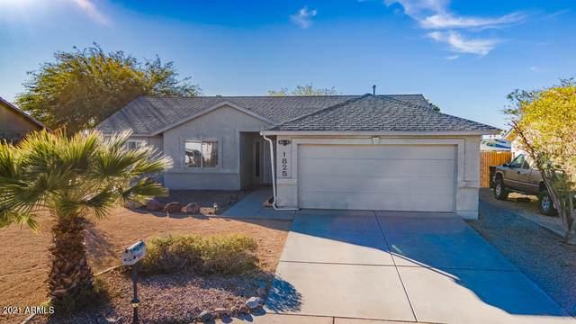1825 W 12TH Avenue, Apache Junction, AZ 85120 (MLS #6171397) :: Klaus Team Real Estate Solutions