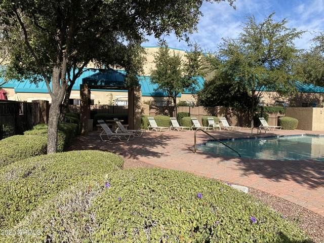 1015 S Val Vista Drive #30, Mesa, AZ 85204 (MLS #6171429) :: Conway Real Estate