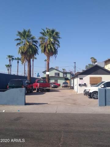 2442 E Monroe Street, Phoenix, AZ 85034 (MLS #6171492) :: Maison DeBlanc Real Estate