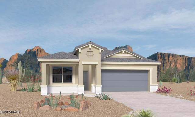 4643 W Cinnamon Avenue, Coolidge, AZ 85128 (MLS #6171575) :: Yost Realty Group at RE/MAX Casa Grande