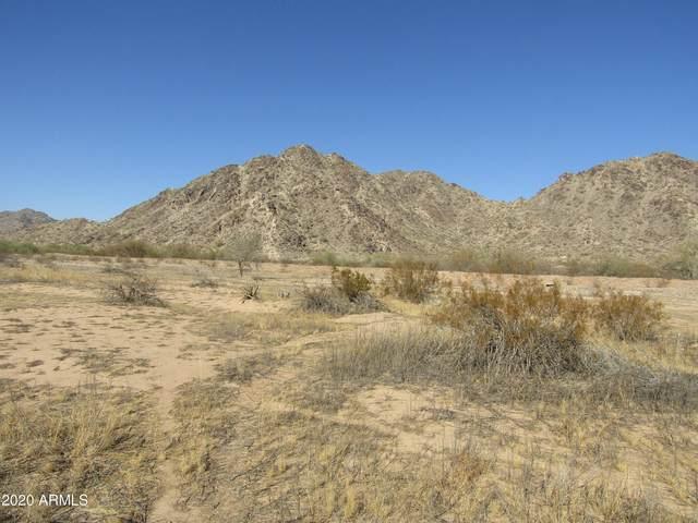 0 W Papago Road, Maricopa, AZ 85139 (MLS #6171598) :: The Daniel Montez Real Estate Group