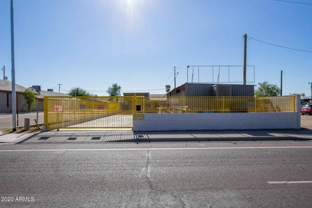 911 W Buckeye Road, Phoenix, AZ 85007 (#6171614) :: The Josh Berkley Team