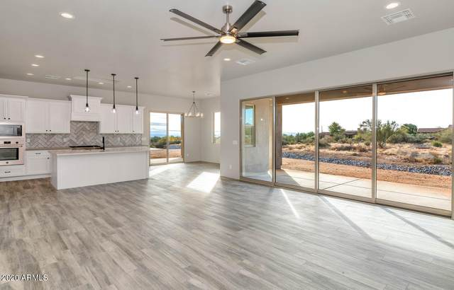 14341 E Dale Lane, Scottsdale, AZ 85262 (MLS #6171630) :: The Daniel Montez Real Estate Group