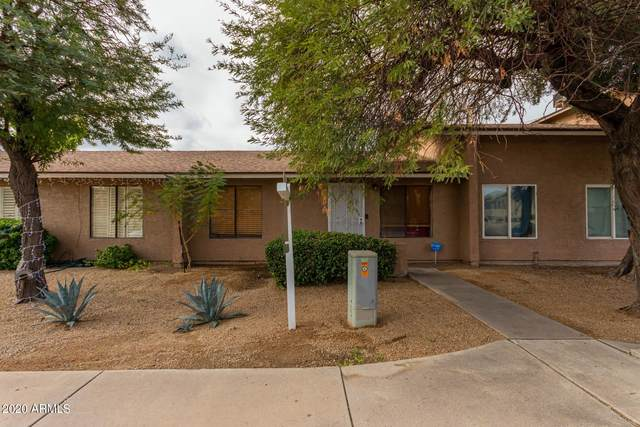 15630 N 29TH Street #4, Phoenix, AZ 85032 (MLS #6171647) :: Yost Realty Group at RE/MAX Casa Grande