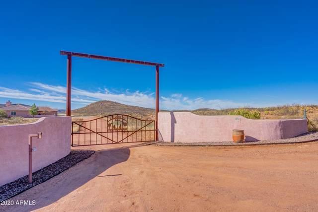 10580 N Stagecoach Pass, Elfrida, AZ 85610 (MLS #6171699) :: The Daniel Montez Real Estate Group