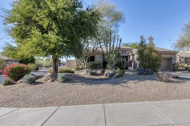 6226 E Evening Glow Drive, Scottsdale, AZ 85266 (MLS #6171768) :: Yost Realty Group at RE/MAX Casa Grande