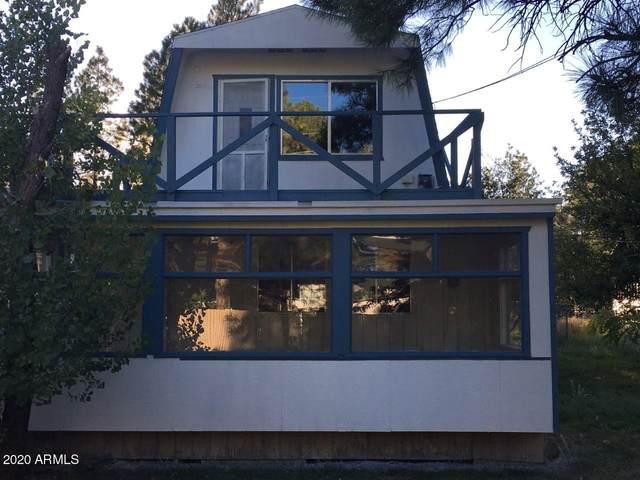 2225 Sponseller Drive, Lakeside, AZ 85929 (MLS #6171779) :: Yost Realty Group at RE/MAX Casa Grande