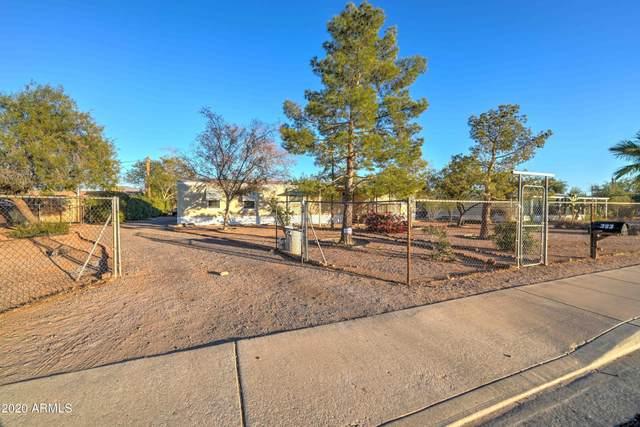 393 N Palo Verde Drive, Apache Junction, AZ 85120 (MLS #6171797) :: Conway Real Estate