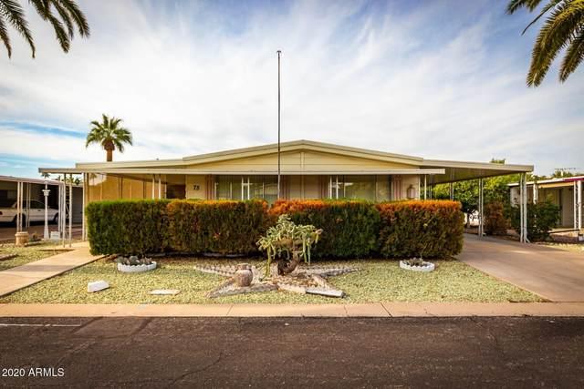 3160 E Main Street #75, Mesa, AZ 85213 (#6171836) :: The Josh Berkley Team
