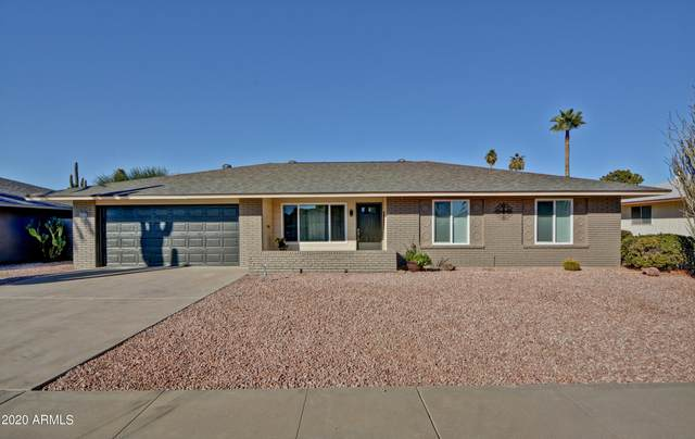 10706 W Pineaire Drive, Sun City, AZ 85351 (MLS #6171921) :: Yost Realty Group at RE/MAX Casa Grande