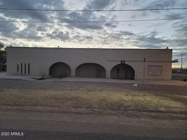 206 S Main Street, Eloy, AZ 85131 (#6171942) :: The Josh Berkley Team