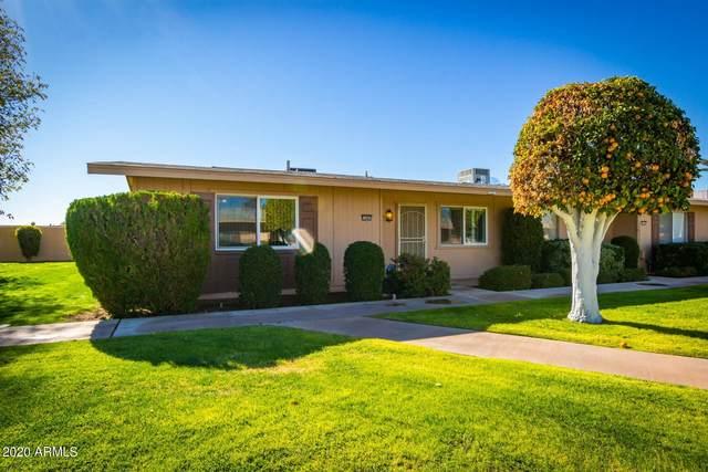 13407 N 111TH Avenue, Sun City, AZ 85351 (MLS #6171959) :: Conway Real Estate